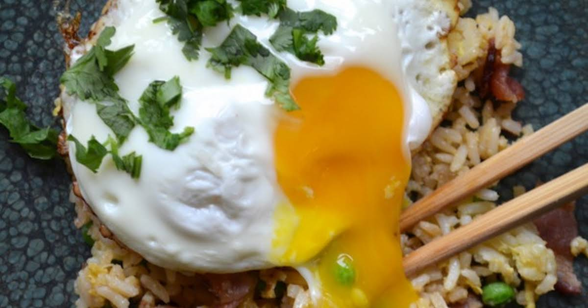 Bacon and Egg Fried Rice Recipe