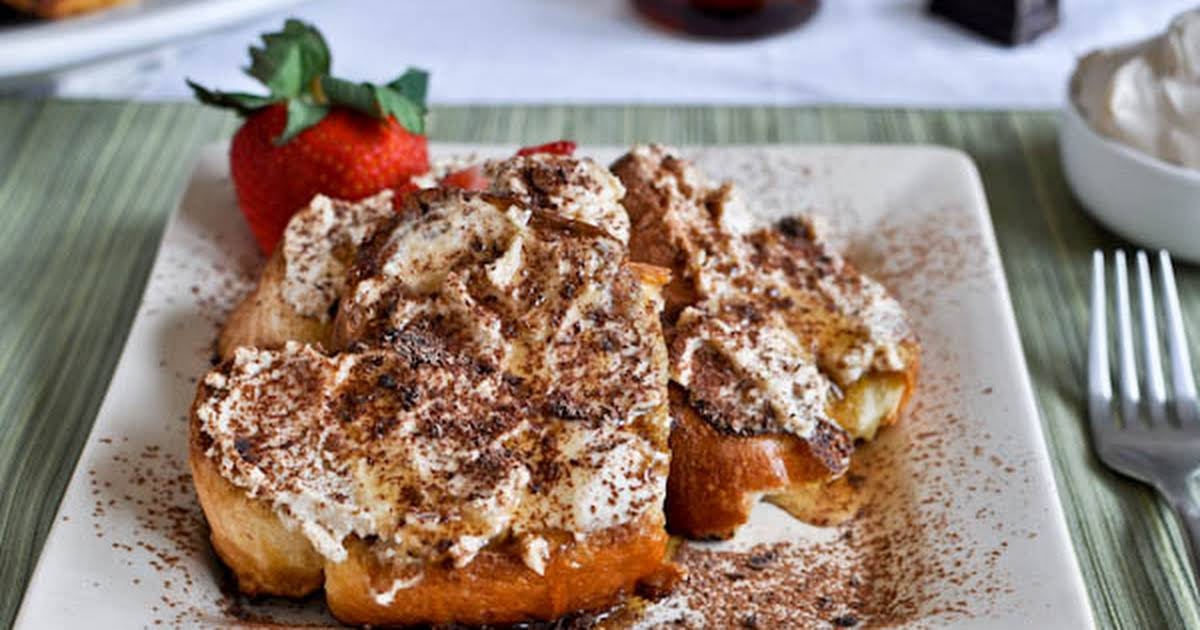 Tiramisu French Toast Recipe